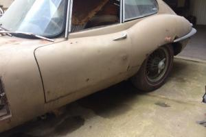 Jaguar E Type 3.8 FHC Photo