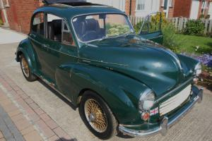 1963 Morris Minor Twin Cam Photo