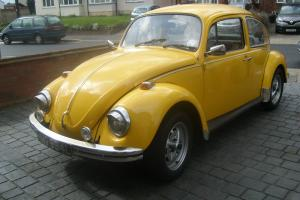 VOLKSWAGON GT BEETLE Photo
