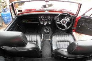 MG MIDGET Mk3 1275cc 1972 Photo