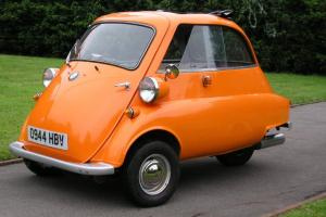 Zetta Microcar by Tritech Photo