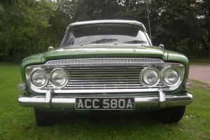 Ford Zodiac 1962 (May) Mk3 V8 hot rod auto