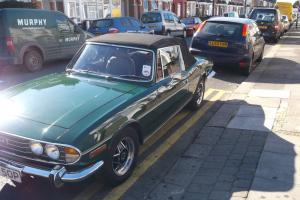 TRIUMPH STAG 1976 convertible + hardtop AUTOMATIC Photo