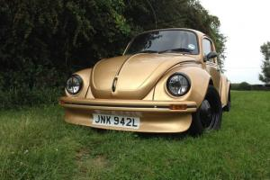 1972 VW - Custom German Look Tax Exempt 1303 Beetle - Banded Steels - MOT