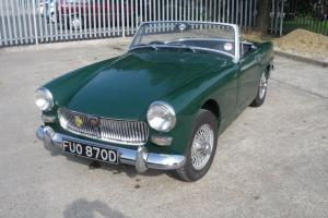 MG Midget 1966 Photo
