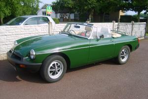 mgb roadster 1978 Photo
