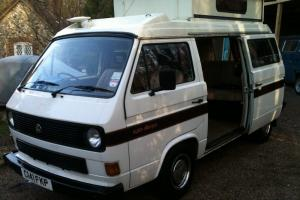 ** VW T25 (T3) AUTOSLEEPER CAMPER ** Photo