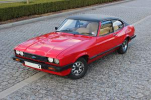 1978 FORD CAPRI GL 57000 miles. Reliable rust free example. NEW PRICE ADDED
