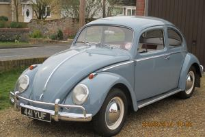 vw beetle,1959,beautiful condition throughout,ready to show.viewing essentual!!! Photo