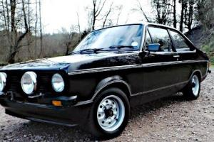 FORD ESCORT 1600 SPORT - '79 MK2 - EXC COND - 4 KEEPERS & HPI CLEAR