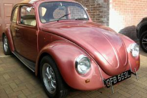 1972 Classic VW Beetle Tax Exempt