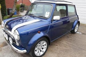 2000 Mini cooper S sportspack, 33,000 mls only, tahiti blue, immaculate cond Photo