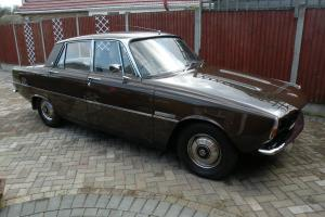 1974 Rover 2200 SC P6 Automatic * Tax exempt * Photo