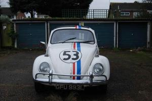 Herbie Beetle 1.6L Hire Herbie Website Business Wedding Prom Domain + WARRANTY