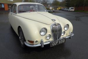1966 JAGUAR S TYPE 3.8