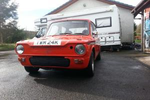 Hillman Imp Rally Car 930