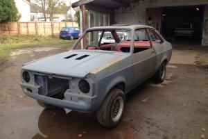 Ford escort mk2 escort rs2000 rolling shell Austrailian rally group 4 classic