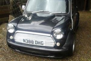 1995 CLASSIC MINI SIDEWALK WITH FULL ZEEMAX BODY KIT