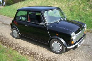 1988 MINI JET BLACK HAS BEEN PROFESSIONALLY RESTORED, PLEASE SEE PHOTOS