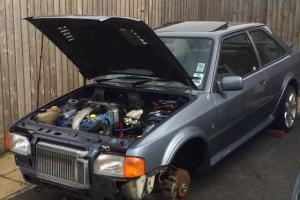 Restored Series 2 RS turbo (95% finished project)