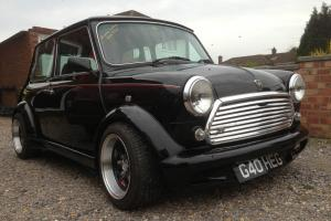 Immaculate example of a classic mini 30 1380 full cage only 24k miles huge spec!