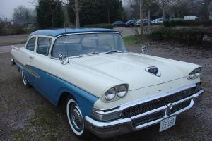 1958 Ford Custom 300 2 Dr Coupe All Original Unbelievable LOW LOW Miles