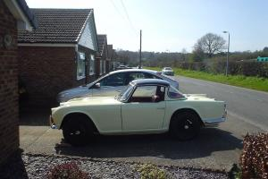 triumph TR4 1961 99% complete Photo