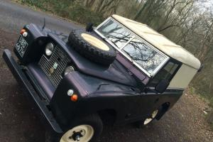 Land Rover SWB Series 2a 3.5V8. MOT Great example of this classic Land Rover