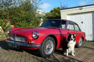 Classic MGB GT mk1 1967, 2 previous owners , Excellent condition , not barn find