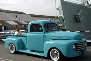 Ford F1 Truck 1948 Hot Rod.