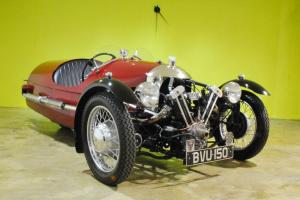 Morgan 3 Wheeler Super Sports 1934/5 with LTOWZ JAP engine