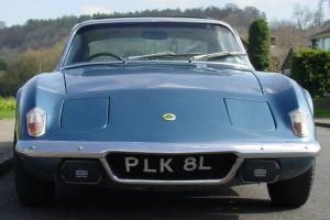 Lotus Elan +2 130/5 Photo