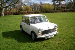 CLASSIC ROVER MINI SPRITE 1275. 51000 MILES.LAST OF CARB MODEL NEW SUBFRAME Photo