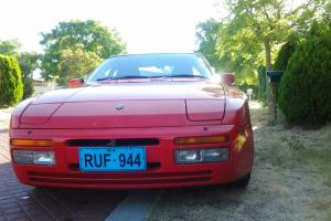 Beautiful Porsche 944 S2 1990 Must Sell