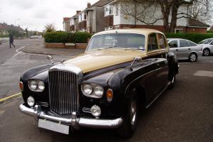 1958 BENTLEY SI,WITH P.A.S.