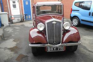 1935 Wolseley Wasp Photo
