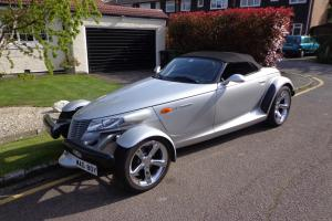 PLYMOUTH PROWLER 2001 LHD RARE CUSTOM AMERICAN HOTROD NOT A KITCAR 18000 MILES