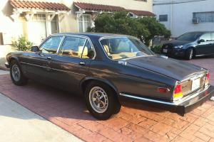 1986 Jaguar XJ6 Base Sedan 4-Door 4.2L