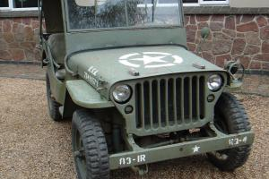 willys jeep 1944 mb military vehicle