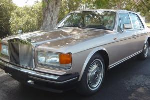 1991 Rolls Royce Silver Spirit II Photo