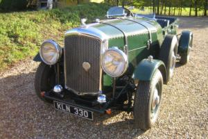 Bentley Mk VI Special Photo