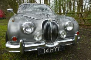 Jaguar MK2 3.8 1963 Manual Overdrive