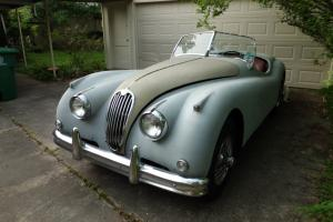 Jaguar XK 140 MC Roadster