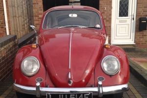 1967 VW Beetle one year only 1300 RHD