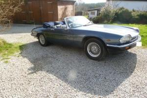 Jaguar XJS Convertible. Good condition for year, Comprehensive Service History Photo