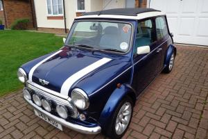 1999 (S) MINI COOPER MPI WEBASTO ROOF LEATHER INTERIOR LOW MILEAGE Photo