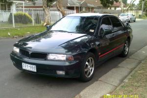 Mitsubishi Magna Sports 1998 4D Sedan 4 SP Auto Sports MOD 3L Multi in West Footscray, VIC