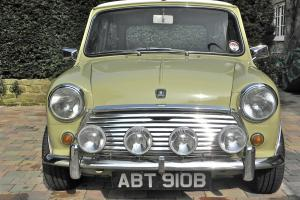 1969 MINI COOPER MK11 998cc STUNNING FULLY RESTORED HERITAGE EXAMPLE- NO RESERVE Photo