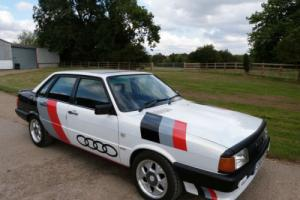 AUDI 80 SPORT - NUT AND BOLT RESTORATION !!
