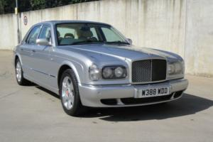 Bentley Arnage Red Label Photo